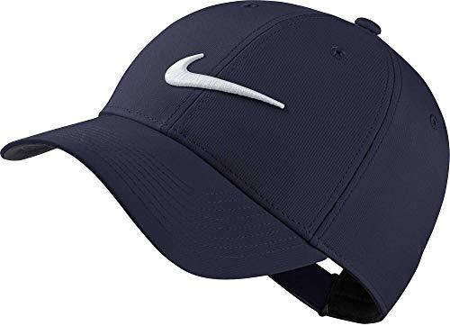 Nike Herren Legacy91 Baseball Cap, Blau (Azul Navy 451), One Size (Herstellergröße: Unica) -