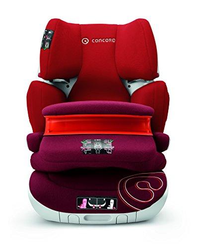 Preisvergleich Produktbild Concord M00002728 Kinderautositz Transformer XT Pro Tomato Red, rot