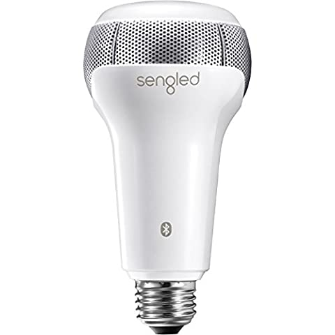 sengled Pulse Solo LED + integrierter Wireless Speaker iOS/Android weiß