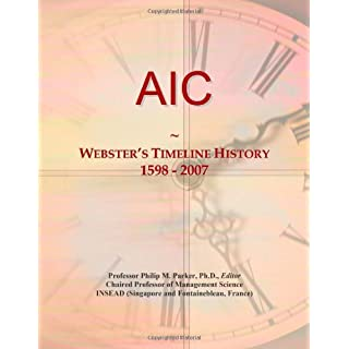 AIC: Webster's Timeline History, 1598-2007