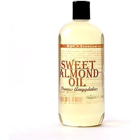 Aceite de Almendras Dulces Carrier–1litro–100% puro
