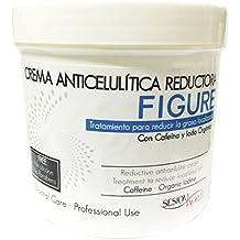 Crema Anticelulítica Reductora FIGURE Cafeína sin parabenos sesioMWorld ...