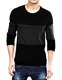 Leotude Men's Cotton Tshirt