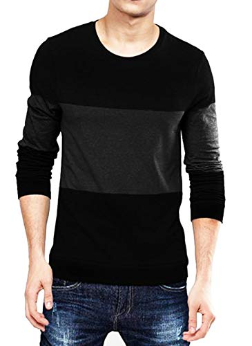 Leotude Men's Cotton Tshirt