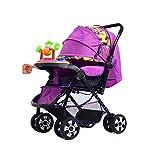 Best seggiolino bambino Trend - Linqly Baby Trolley, Semplice Una Mano Pieghevole Bambino Review