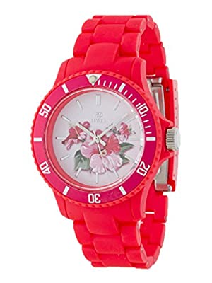 Reloj Marea Mujer Trendy B40501/6 Flores Rosa
