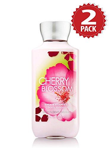 Bath & Body Works Körperlotion 2er Pack - Cherry Blossom (2x236ml) -
