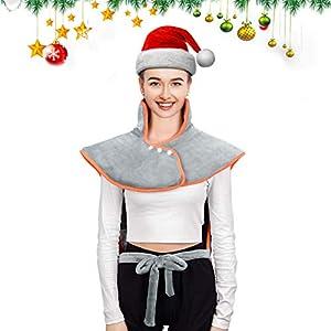 Heizkissen für Nacken, Schulter und Rückenbereich
