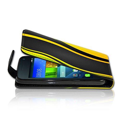 Vertical Flip Style Housse Case Étui Coque Motif cartes étui support pour Apple iPhone 6/6S–Variante ver39 Design 5