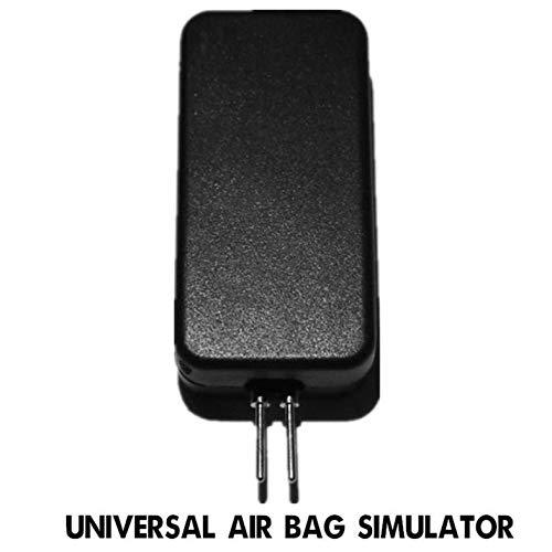 ghfcffdghrdshdfh Strumento di diagnostica Auto Universale Airbag Simulator Emulator Riparazione Detector Bypass Garage SRS Ricerca dei guasti per Auto Car Truck