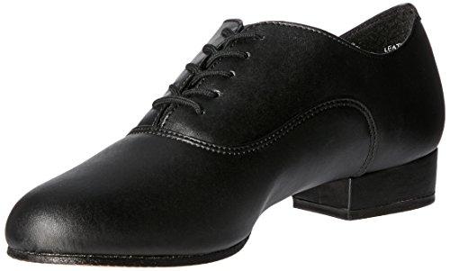 Capezio Unisex Overture Oxford (446) -BLACK -6M Blk Pu Shoe