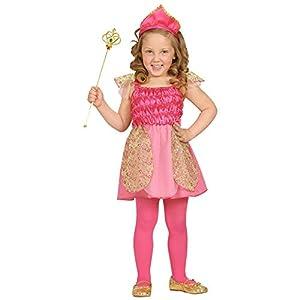 WIDMANN - Disfraz de princesas y príncipes para niños, multicolor, 104 cm/2 - 3 años, 48629