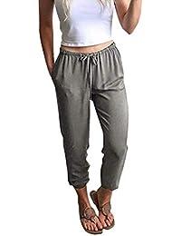 Pantalón Joggers Para Mujer Pantalón Para Correr Diseñador Delgados Jeans  Pitillo Suelto Casuales Mujeres Boyfriend Jersey ca7cadd58cb8