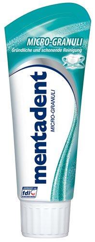 Mentadent Micro-Granuli, Zahncreme - 75 ml