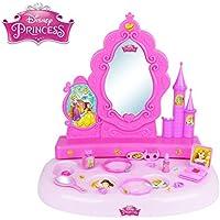 071250 Specchiera da tavolo disney princess vanity studio con 12 accessori. MEDIA WAVE store ®