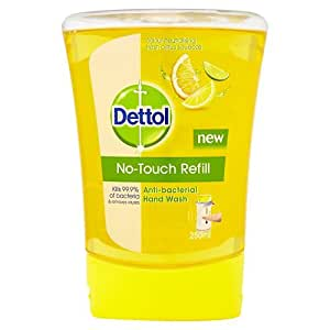 Dettol No Touch Handwash Refill Citrus, 250ml