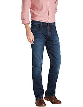 Wrangler Herren Jeans Arizona Stretch Rinsewash