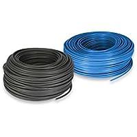 JUEGO de cables de potencia N07V-K 4 mm para eléctrico