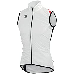 Sportful Hot Pack 5 Vest, color blanco,negro, talla XL