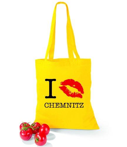 artdiktat-baumwolltasche-i-kiss-chemnitz-yellow