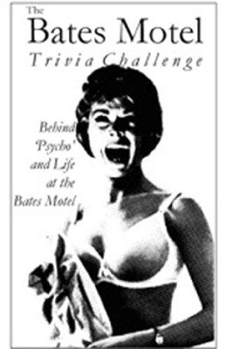 The Bates Motel Trivia Challenge (English Edition)