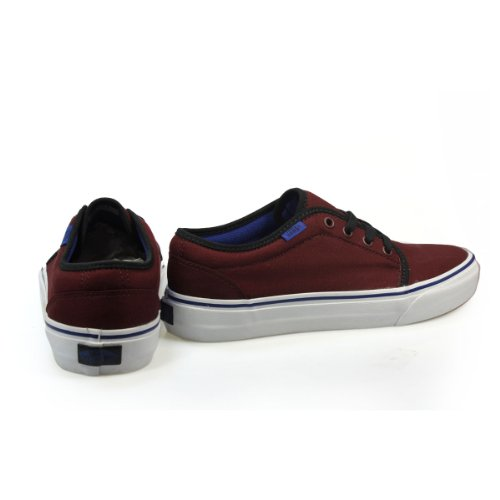 Vans 106 Vulcanized VNJN62P, Baskets mode mixte adulte Port Royale/Noir