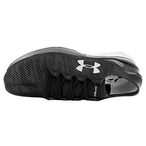 Speedform Turbulence Reflective Running Shoes Schwarz