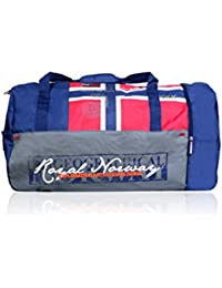Geographical Norway Bolsa de viaje Flag Azul 35 cm