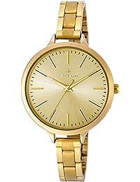 Radiant Reloj Analógico para Mujer de Cuarzo con Correa en Acero Inoxidable RA388205
