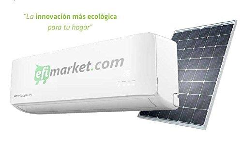 Kit Aire Acondicionado KAYSUN + 3 paneles solares
