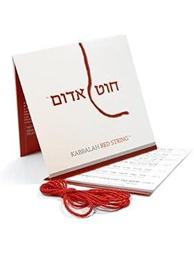 Originelle Rote Schnur Kabbala Armband aus Rahels Grab