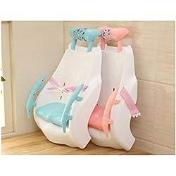 Shampoo sedia per bambini shampoo reclinabile pieghevole shampoo letto extra large baby shampoo chair rosa