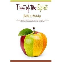 Fruit of the Spirit - Bible Study by Lara Velez (2013-01-09)