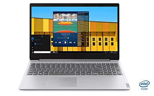 Lenovo S145-15IWL - Ordenador portátil 15.6' HD (Intel Core i3-8145U, 8GB de RAM, 256GB SSD, Windows 10) gris- Teclado QWERTY español