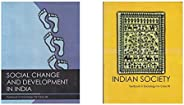 Social Change And Development In India Textbook In Sociology For Class 12 - 12109&Indian Society Textbook