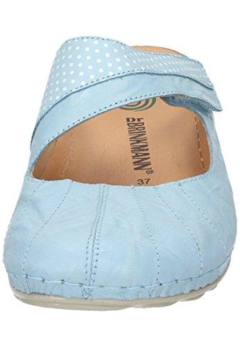 Dr. Brinkmann Damen Pantolette Hellblau