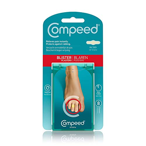 Compeed Blister On Toe Pflaster - X - Klein Retail Blister Pack