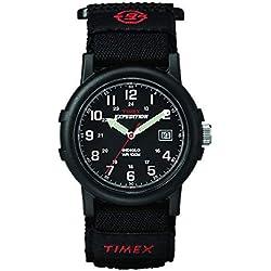 d7fa28afbd4f Timex Expedition Camper - Reloj análogico de cuarzo con correa de nailon  para hombre