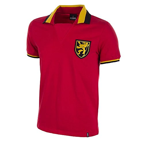 Belgium 1960\'s Short Sleeve Retro Shirt 100% cotton