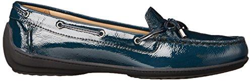 Mocassini donna, colore Blu , marca GEOX, modello Mocassini Donna GEOX D JAMILAH Blu Blu
