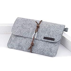 personalisiert Reiseetui Utensilien Reiseorganizer Reisepass Tasche Filz Leder Bordkarten Travel Smartphone