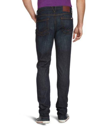 Vans Denim V76 Pantalon pour homme coupe skinny Bleu - Vintage indigo foncé