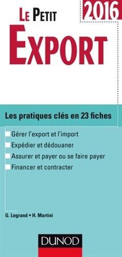 le-petit-export-2016-10e-ed-les-pratiques-cles-en-23-fiches