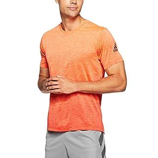adidas Performance Herren Trainingsshirt Freelift Gradient Kurzarm orange (506) XXL