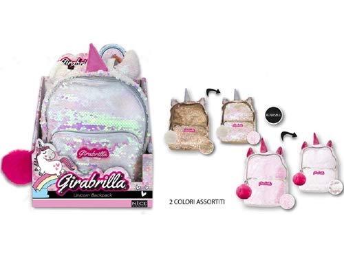design senza tempo 13a14 b1e36 Zainetto Unicorno Girabrilla (2530) – Fashion – Nice ...