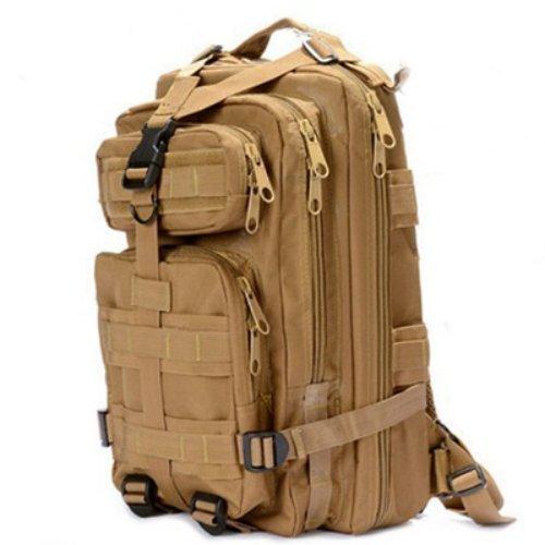 Gearmax® Sport esterno tattico militare dello zaino Molle Zaini campeggio Escursionismo Bag Borsa a tracolla Uomo Donna Outdoor Sport Camping Escursionismo
