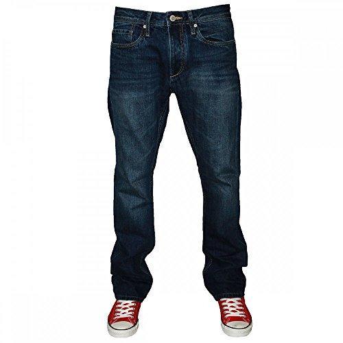 JACK & JONES Clark Original Jeans, Herren, W30/L30, denim