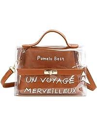 6d38f566eb Pomelo Best Sac Messenger Mini Bandoulière Femme Cabas Sac D'épaule Sac  Fourre-Tout