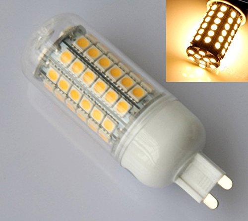 Preisvergleich Produktbild G9 8W 69 LED 5050 SMD Leuchtmittel Birne Mais Leuchte Lampe Leuchte Warm weiß