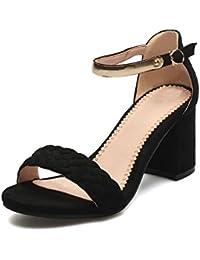 2c51b9294308e Amazon.es  Women - 39   Sandalias de vestir   Zapatos para mujer ...